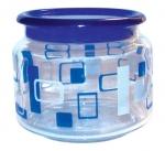 Hủ Thủy Tinh Nắp Nhựa  Đựng Gia Vị ( 380 ml - 550 ml - 750 ml)